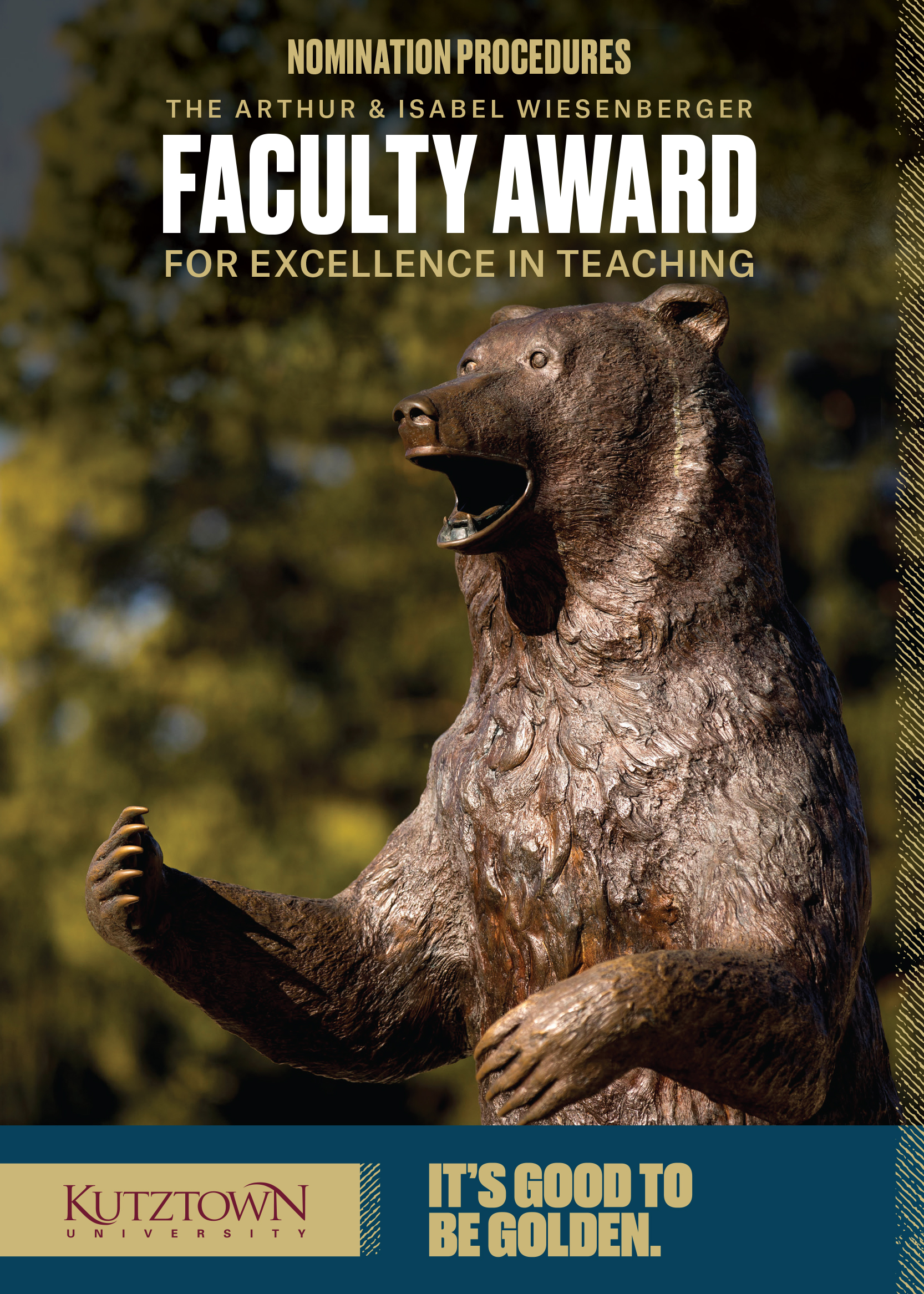 Faculty Award Brochure