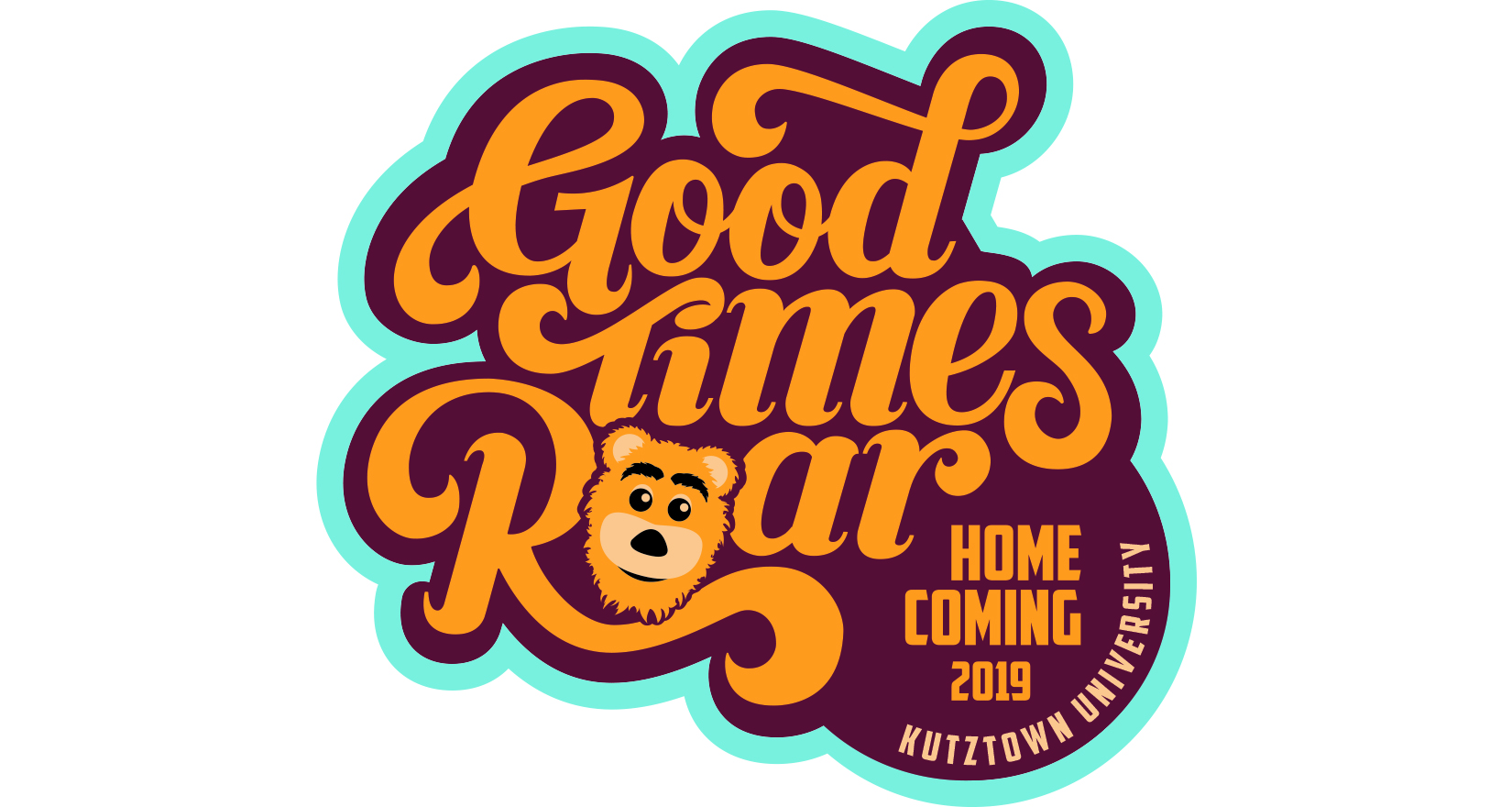Homecoming 2019 Logo
