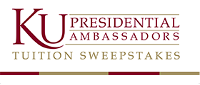 Kutztown University Presidential Ambassadors Tuition Sweepstakes