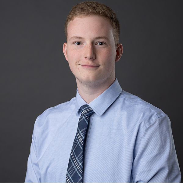 Keegan Myers | Assistant Director of Annual Giving