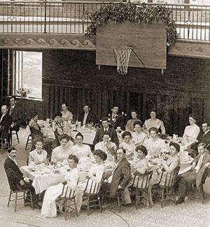 Alumni Reunion Banquet - Class of 1899