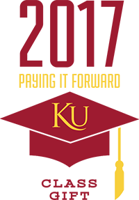 2017 KU Class Gift Logo