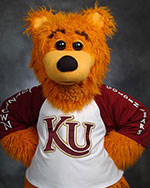 KU Mascot Avalanche