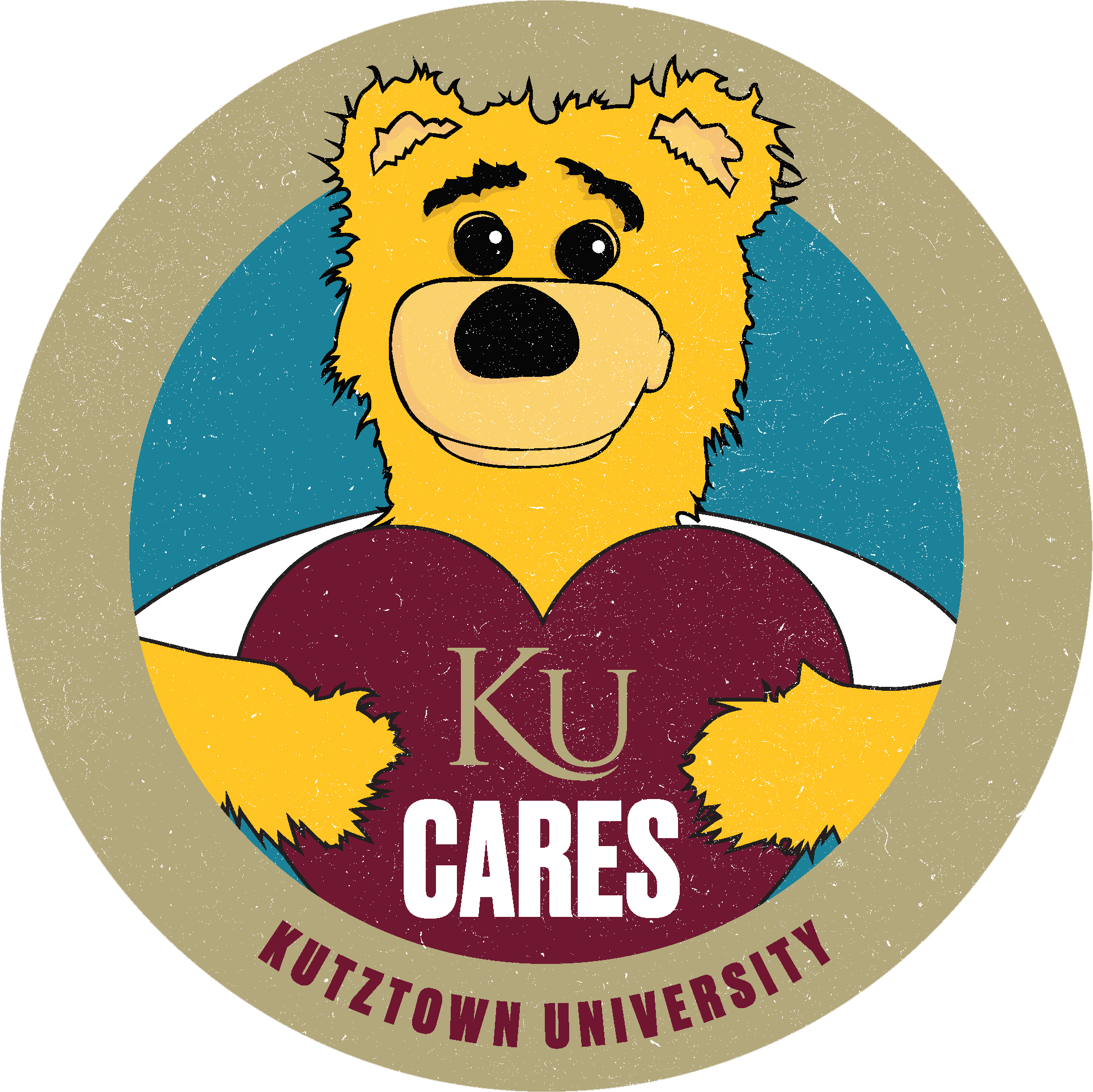 KU CARES WEEK 2020 LOGO