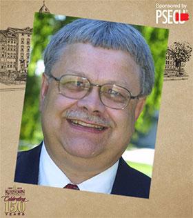 Dr. Dan Benson, Associate Professor of Management (Retired)