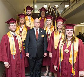 KU Presidential Ambassadors