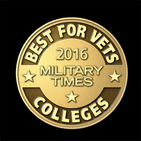 2016 Best for Vets College