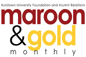Maroon and Gold Monthly