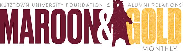 Maroon & Gold Newsletter Logo